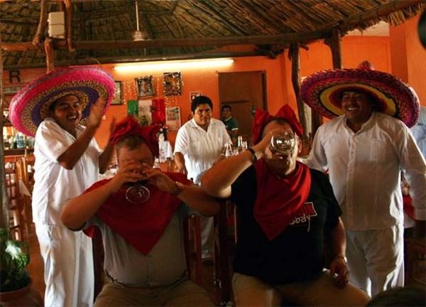 Что едят мексиканцы