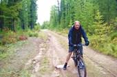 Тарас в лесу