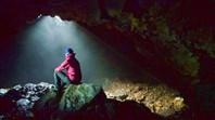 Пещеры Толбачика, Камчатка