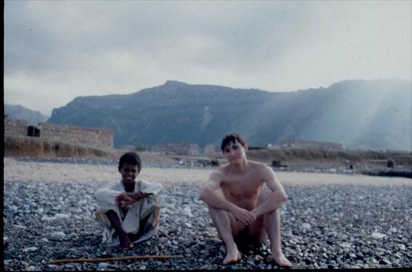 Остров Сокотра. Осень 2002. Археологическая спелеоэкспедиция