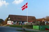Кемпинг Mons Clint в Дании на острове Мон