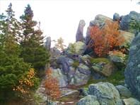 Осеннее многоцветье в Долине Сказок