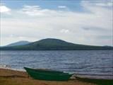 Через озеро г. Лукаш